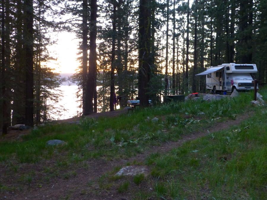 Jackson Meadows Reservoir #2 – PureSynchronicity
