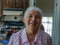 Marianne Harms at 90