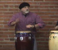 Geoff Panek drumming
