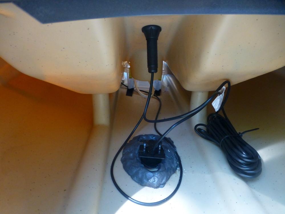 Installing Fishfinder In Wilderness Systems Kayak
